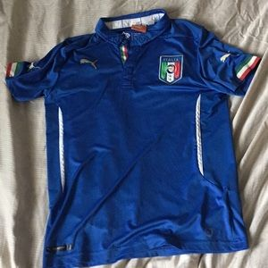 Puma Italy Soccer shirt